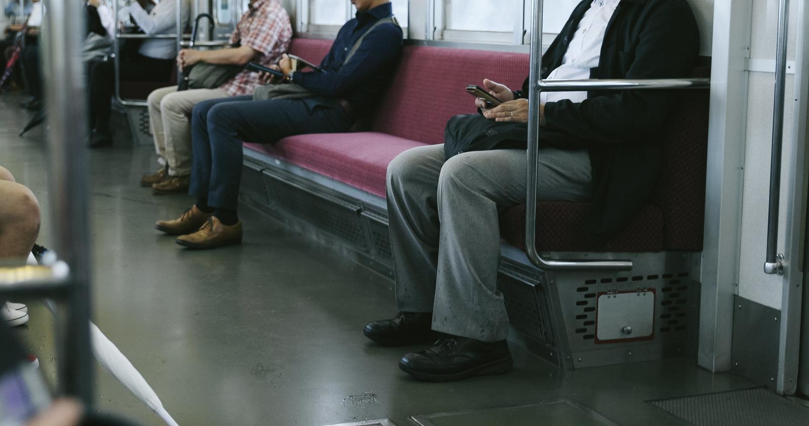 電車 車内 暇 暇つぶし 1人 通勤 通学