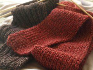 中学生 学生 彼氏 手作り プレゼント 誕生日 簡単 オススメ 人気 喜ぶ マフラー 手編み