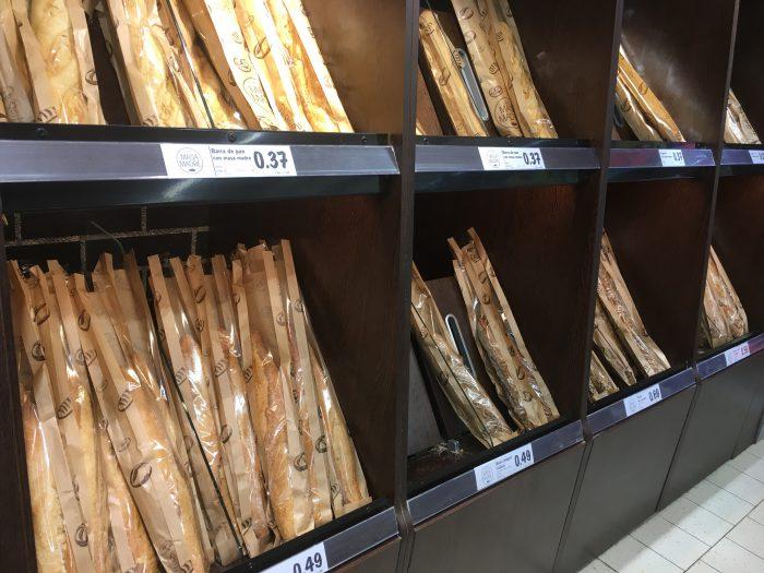 スペイン パン スーパー 安い 美味しい